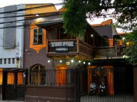 The Fox Hostel, Santiago (Lo Contador yakınında)