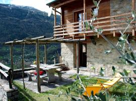 Holiday Home Cà Sulìva, Malvaglia (Alpe di Scieru yakınında)