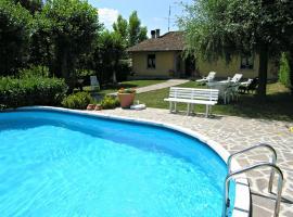 Villa Daria, Molezzano