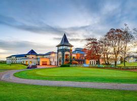 GN Ballykisteen Golf Hotel, Tipperary (рядом с городом Limerick Junction)