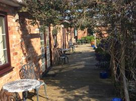 The Barn Bed and Breakfast, Liverpool