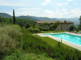 Villa Santa Maria a Bovino, Vicchio (Dicomano yakınında)