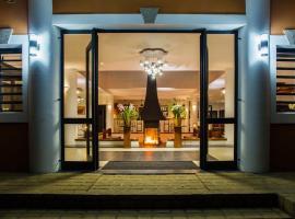 Plumeria Hotel, Antsirabe (Near Amoron'i mania)