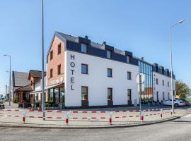 Hotel Antek, Zlinice