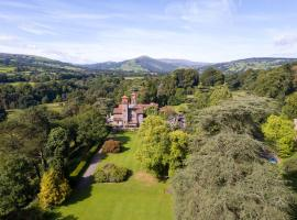 Gliffaes Country House Hotel, Crickhowell