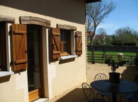 ancien four a pain, Viserny (рядом с городом Bierry-les-Belles-Fontaines)