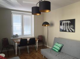Apartament Mercury