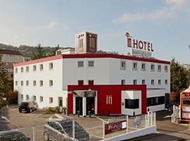 In Hotel, Frouard (рядом с городом Morey)