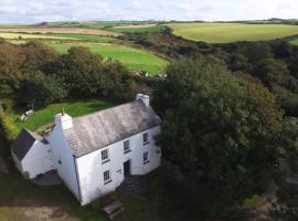 Ty'r Castell, Abercastle