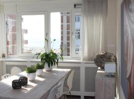 Beautiful Seaview Appartment at Scheveningen Beach!