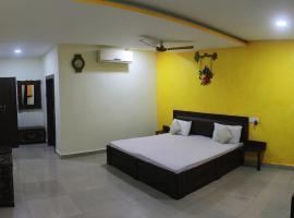 Samardha Jungle Resort, Бхопал (рядом с городом Dīwānganj)