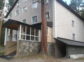 Hotel Teberda-Cheget, Terskol