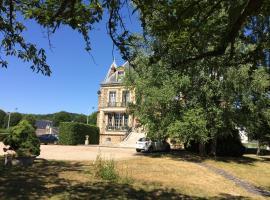 Hostellerie Du Parc, Liancourt (рядом с городом Bailleval)