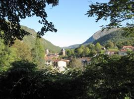 La Vieille Ferme, Mauléon-Barousse (рядом с городом Cazarilh)