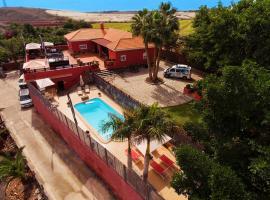 Villa Canary Wave, Маспаломас (рядом с городом Salobre)