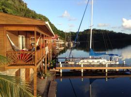 Sail Inn of Roatan, Jonesville (рядом с городом Ферст-Байт)