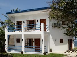 Villa in Blue, Дауин