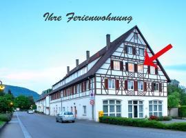 Ferienwohnungen Eibner, Dettingen an der Erms (Beuren yakınında)