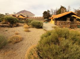 Casa Tajinastes del Teide, Las Cañadas del Teide (Las Llanadas yakınında)