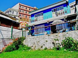 La Casa Azul Hostel