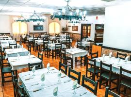 Hotel Restaurante Caracho, Corella