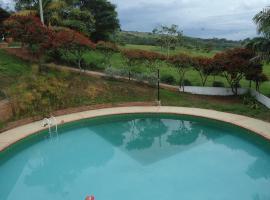 Finca Agroturistica Villa Belen, Socorro (Oiba yakınında)