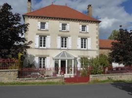 Relais des Chaux, Saint-Jean-des-Ollières (рядом с городом Saint-Dier-d'Auvergne)