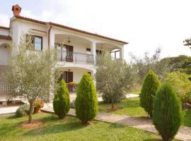 Garden Apartment Maria, Врсар (рядом с городом Flengi)