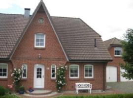 Apartment Beeck, Oeversee (Großsolt yakınında)