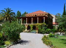 Villa Lafabregue, Прад (рядом с городом Риа)