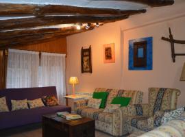 Casa Rural Manubles, Bijuesca (рядом с городом Torrijo de la Cañada)