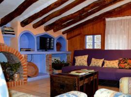 Casa Rural Manubles, Бихуэска (рядом с городом Villarroya de la Sierra)