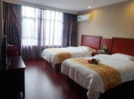 Shell Shandong Rizhao Donggang District Taoluo Town Bus Station Hotel, Rizhao (Lanshantou yakınında)