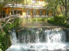 Hotel El Tablazo, Villalba de la Sierra