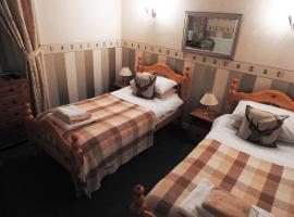 The Stag Head Hotel, Edinburg