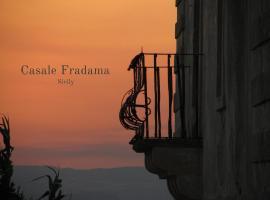 Casale Fradama, Villa Targia