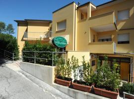 Residence Sole del Conero, Ancona (Gli Angeli yakınında)