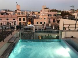 Petit Palace Hotel Tres