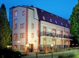 Paria Hotel, Kudowa-Zdrój