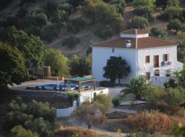 Casa El Castaño, Martos (Los Villares yakınında)