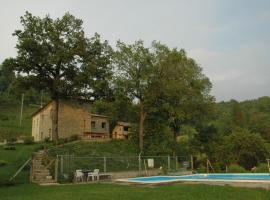 Villa Dafne, Carpineti (Toano yakınında)
