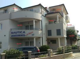Nautica Apartments, Бетина (рядом с городом Муртер)