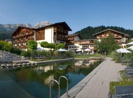Hotel Kaiser in Tirol, 쉐파우암윌던카이저