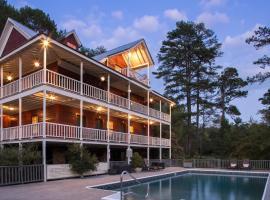 Glen-Ella Springs Inn
