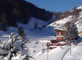 La Vallée Blanche, Valberg