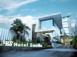 Hotel Santika Tasikmalaya, Tasikmalaya (рядом с городом Ciamis)