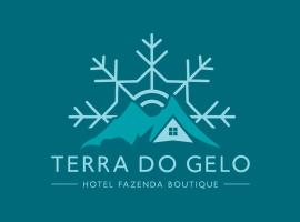 Hotel Fazenda Boutique Terra do Gelo