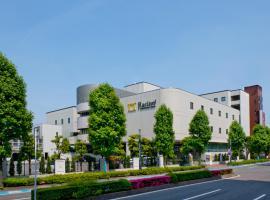 Racine Shinmaebashi, Maebashi