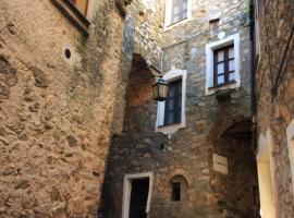 Cà dé Maria, Castelvecchio di Rocca Barbena (Zuccarello yakınında)