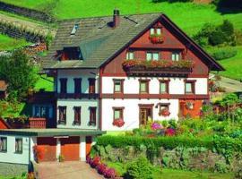 Gästehaus Heimenberg, Bad Rippoldsau-Schapbach (Wolf yakınında)